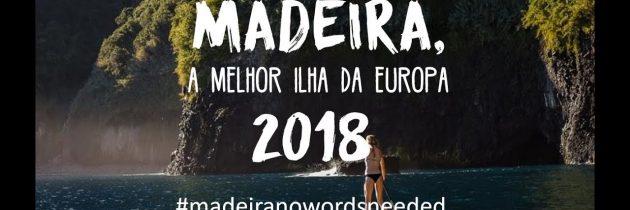 MADEIRA   A melhor ilha da Europa 2018 @madeira_islands