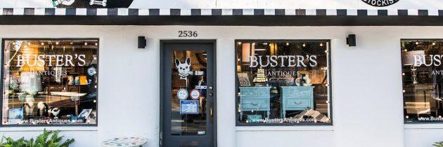 We Love Vintage at Buster's Antiques @VSPC