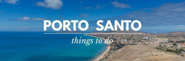 Porto Santo Island   Things to do @madeira_islands