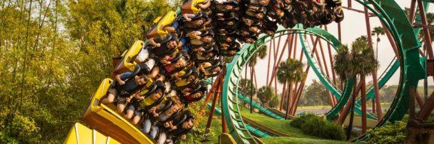Florida Travel: 6 Thrill Rides at Busch Gardens Tampa Bay @VISITFLORIDA