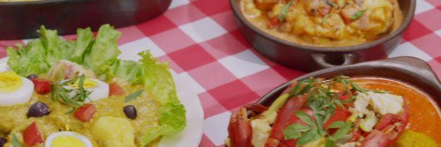 Gastronomía – Arequipa @VisitPeru